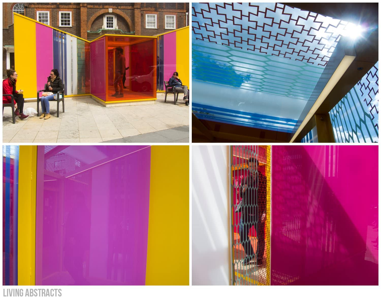 Clerkenwell Design Week - Glaze by architects Cousins + Cousins