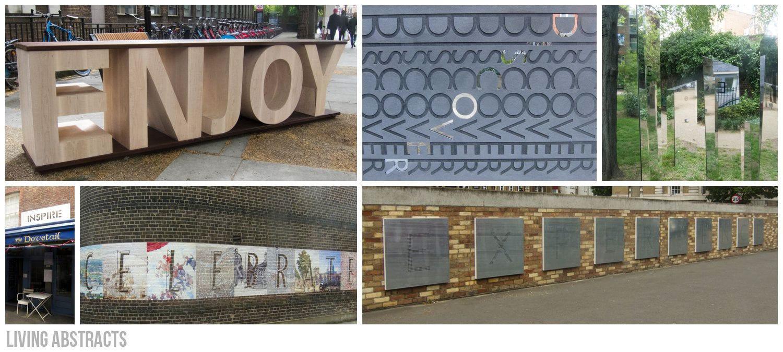 Clerkenwell Design Week 2015  Wordplay by Monotype
