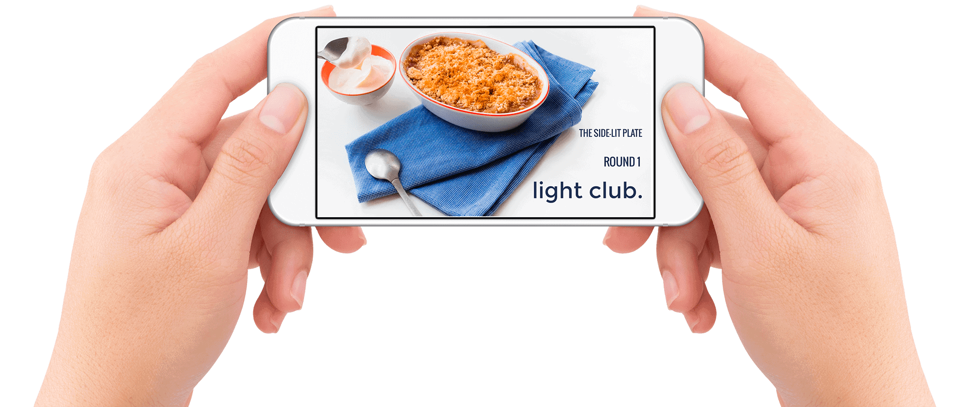 Learn how to take great food photos with Light Club Round One photography course